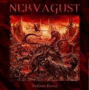 NERVAGUST - CD - Godless Entity