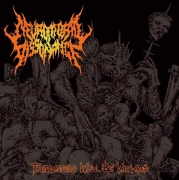 NEUROMORAL DISSONANCE - EP CD - Trespassers Will Be Violated