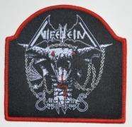 NIFELHEIM - Satanas Gravestome - woven Patch