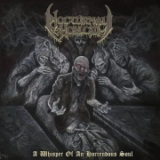 NOCTURNAL HOLLOW - CD - A Whisper of an Horrendous Soul