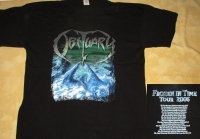 OBITUARY - Frozen in Time - T-Shirt - size XXL (2nd Hand)