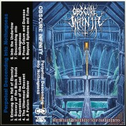 OBSCURE INFINITY - MC TAPE - Perpetual Descending Into Nothingness