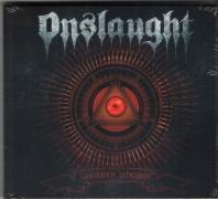 ONSLAUGHT - Digipak CD - Generation Antichrist