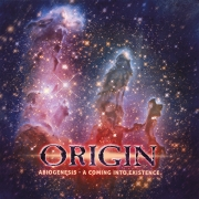 ORIGIN - Digipak CD - Abiogenesis - A Coming Into Existence