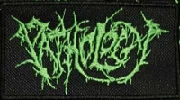 PATHOLOGY - embroidered Patch