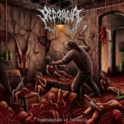 PEDOFAGIA - CD - Torturando La Infancia