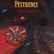 PESTILENCE - 12'' LP - Spheres (black Vinyl)