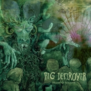 PIG DESTROYER - 12''EP - Mass & Volume (green Vinyl)