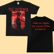PIG DESTROYER - Stab Me Again - T-Shirt size S