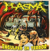 PLASMA - CD - Engulfed in Terror