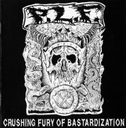 P.L.F. - CD - Crushing Fury Of Bastardization