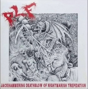 P.L.F. - CD - Jackhammering Deathblow Of Nightmarish Trepidation