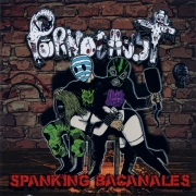 PORNOCAUST - CD - Spanking Bacanales