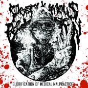 POSTHUMOUS REGURGITATION - CD - Glorification Of Medical Malpractice
