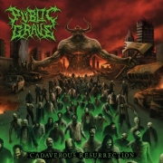 PUBLIC GRAVE - CD - Cadaverous Resurrection