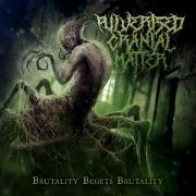 PULVERISED CRANIAL MATTER - CD - Brutality Begets Brutality