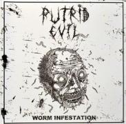 PUTRID EVIL - EP-CD - Worm Infestation