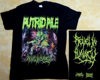 PUTRID PILE - Revel In Lunacy - T-Shirt