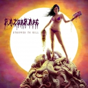 free at 75€+ orders: RAZORRAPE - CD - Stripped to Kill