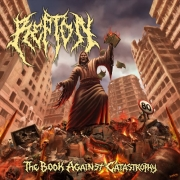 REPTON - CD - The Book Against Catastrophy