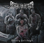 RETICULATE - CD - Bloody Holidays