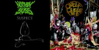 free at 10€+ orders: NOTHIN' SUSS / QUEEF HUFFER -Split CD-