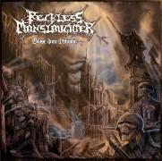 """RECKLESS MANSLAUGHTER -12"""" LP- Blast into Oblivion (+ BONUS TRACK)"""