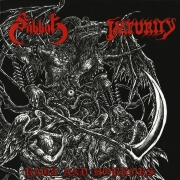 SABBAT / IMPURITY - split CD - Rage And Horrors
