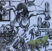SCATAHOLIC - CDr - Coprophiliac Rapist (in Jewelcase)