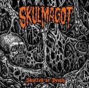 SKULMAGOT - CD - Skulled To Death