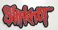 SLIPKNOT - Logo - cutted woven Patch
