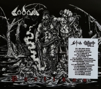 SODOM - Digipak CD - Partisan