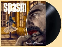 SPASM - 12'' LP - Mystery of Obsession (Black Vinyl) (Pre-Order September)