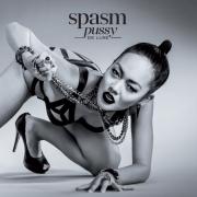 "SPASM -12"" LP- Pussy De Luxe (White Vinyl, Black Marbled)"