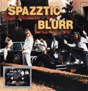 SPAZZTIC BLURR - CD - Spazztic Blurr (2nd Hand)