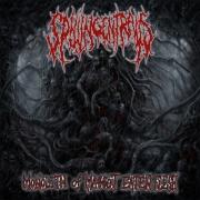 SPILLING ENTRAILS - CD - Monolith Of Maggot Eaten Flesh