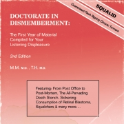 SQUALID - CD - Doctorate in Dismemberment