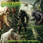 STILLBIRTH - CD - Annihilation of Mankind