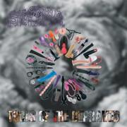 """STOMA / NECROCANNIBALISTIC VOMITORIUM -7"""" EP Split-"""
