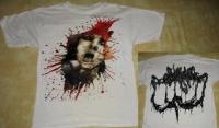 SUBLIME CADAVERIC DECOMPOSITION - white T-Shirt - size XL (2nd Hand)