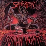 SUFFOCATION -CD- Human Waste
