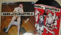 SONS OF TARANTULA - split 10'' LP - Obenrum am Heulen - Untenrum am Keulen