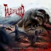 TALES OF BLOOD - CD - Stuffing the Graveyard