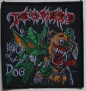 TANKARD - Hair of the Dog - woven Patch