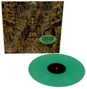 TERRORIZER - 12'' LP - Live Commando (Commanding Europe 2019)  (Green Vinyl)