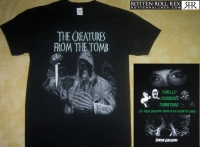 THE CREATURES FROM THE TOMB - Horror Goregrind - T-Shirt