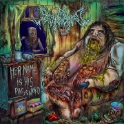 THY FLESH CONSUMED - EP-CD -‎ Her name is his password + 3 Bonustracks
