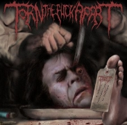 TORN THE FUCK APART - Digipak CD - A Genetic Predisposition To Violence