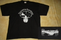 TOURETTE SYNDROM - Touretterdam - T-Shirt - size XL (2nd Hand)