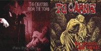 TU CARNE / THE CREATURES FROM THE TOMB -split MCD-